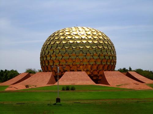 Auroville's Matrimandir