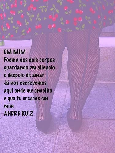 EM MIM by amigos do poeta