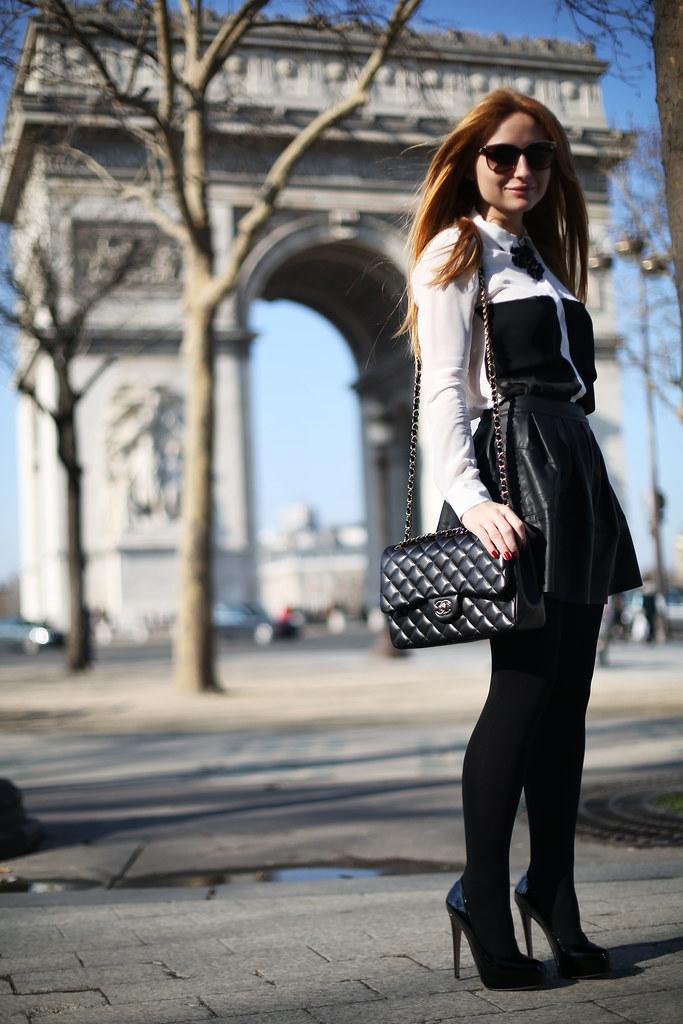 Chanel 2.55 Jumbo bag