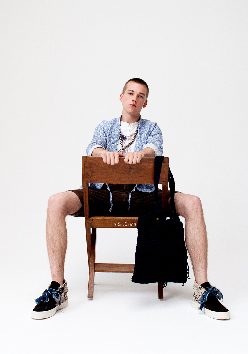 David Hlinka0131_visvim SS13 Look Book