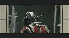 Ant-Man Movie - Costume Back