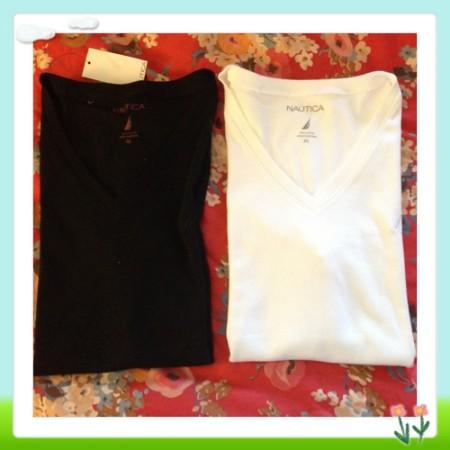 Nautica shirts