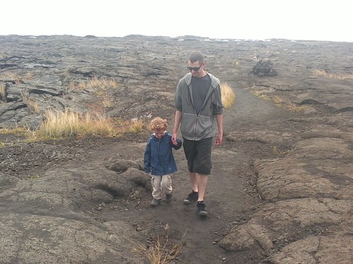 lava rock hike