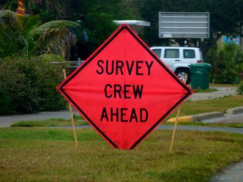 Survey Says . . .