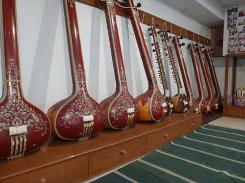 Indian Instruments | CompMusic