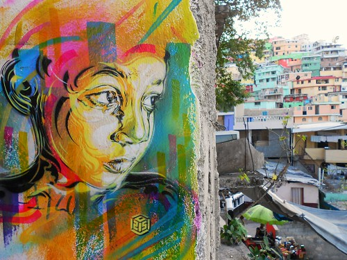 C215 - Port au Prince (Haiti) by C215