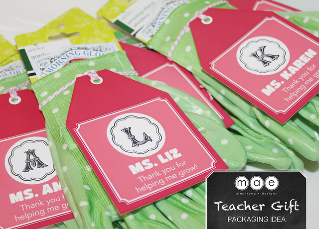 Teacher Gift - Packaging Idea6