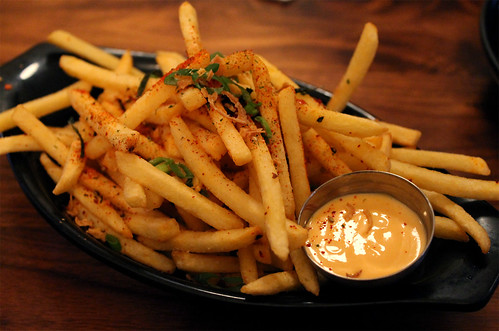 Togarashi Spicy Fries