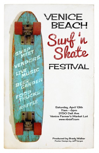 Venice Beach Surf & Skate Festival