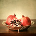 Still life with pomegranates by soleá