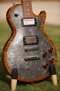 Warmoth 'Les Paul' - Braveheart