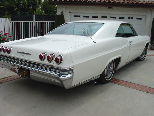 impala ss 1965 og