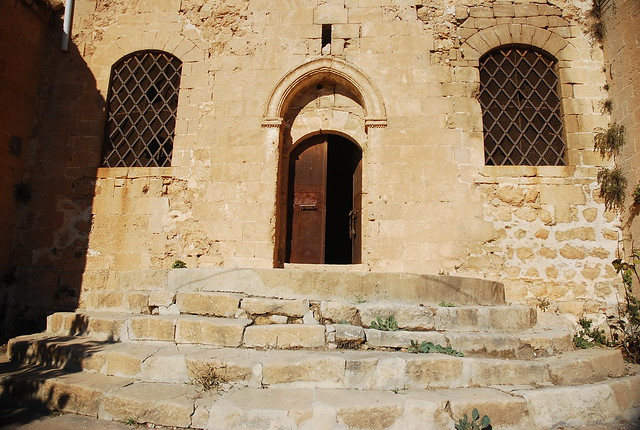 St. George Armenian Church in Mardin, TURKEY