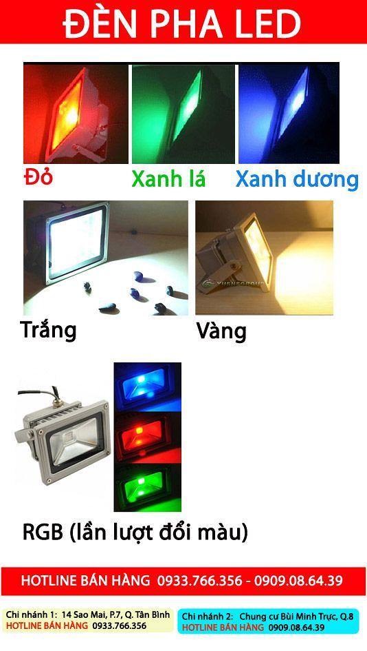 pha LED 2013 giá rẻ nhất