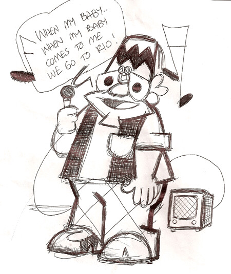 Arlo Sings!