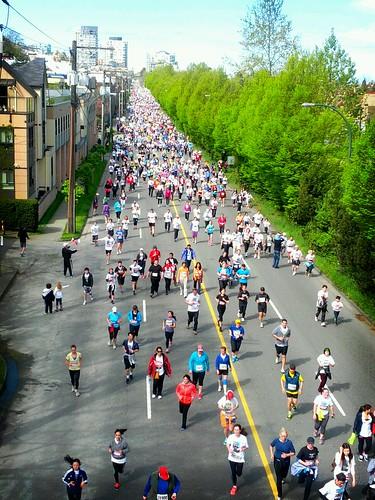 Vancouver Sun Run 2013