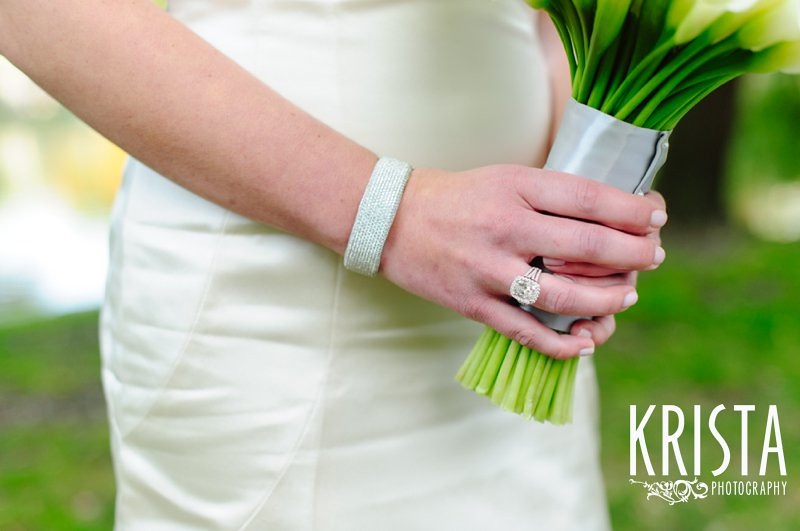 K+L's State Room wedding