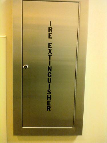 Ire Extinguisher