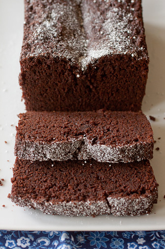 Everyday Chocolate Loaf Cake