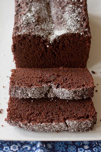 Everyday Chocolate Loaf Cake