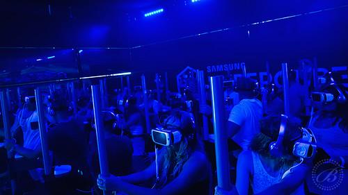 Samsung VR Hypercube
