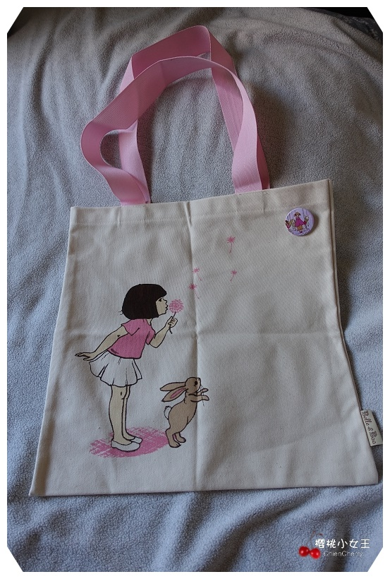 Belle&Boo applebearshop 英文兒童繪本 蒲公英帆布袋 貼紙書 英文繪本 著色組
