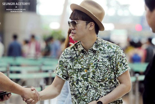 Seungri-IncheonAirport-to-HongKong-20140729 (4)