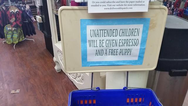 Yakutat store rules