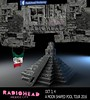 radiohead poster mexico 2016