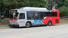 WMATA Metrobus 2006 Orion VII CNG #3006