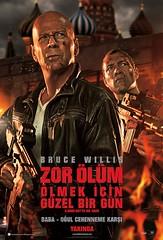 Zor Ölüm: Ölmek İçin Güzel Bir Gün - A Good Day To Die Hard (2013)
