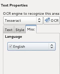 Languages combo