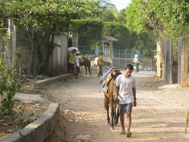 Fr Gränsentill Santa Ana, Salvador 065