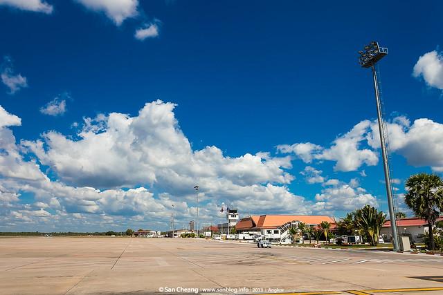 暹粒吳哥國際機場