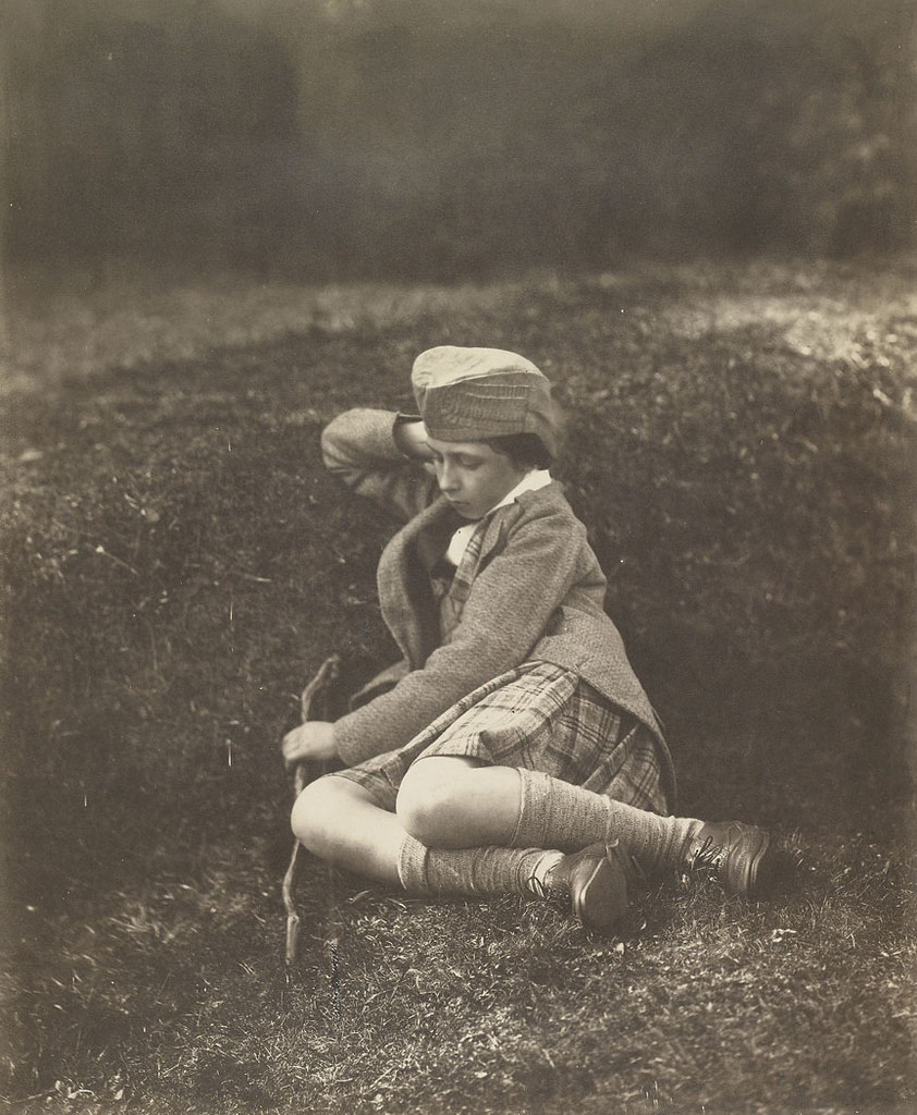 1856 Prince Alfred, Duke of Edinburgh, Balmoral, 1856