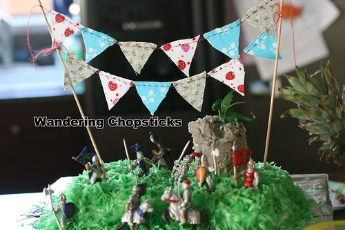 How to Sew Cake Bunting 6