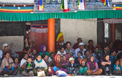 Festival at Ki Monastery, Spiti Valley