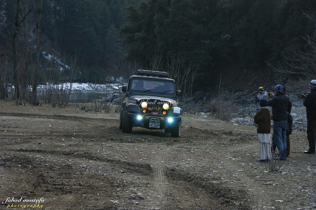 Muzaffarabad Jeep Club Neelum Snow Cross - 8468171339 ebc52456e5 b