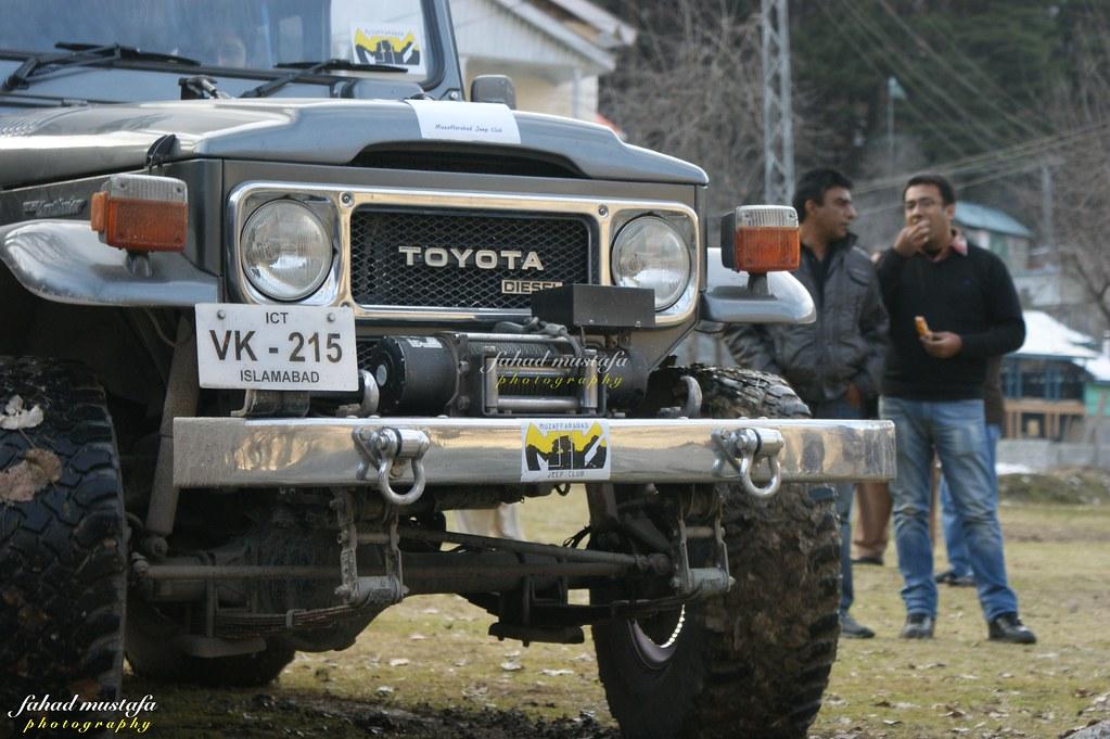 Muzaffarabad Jeep Club Neelum Snow Cross - 8468198321 d787781a93 b