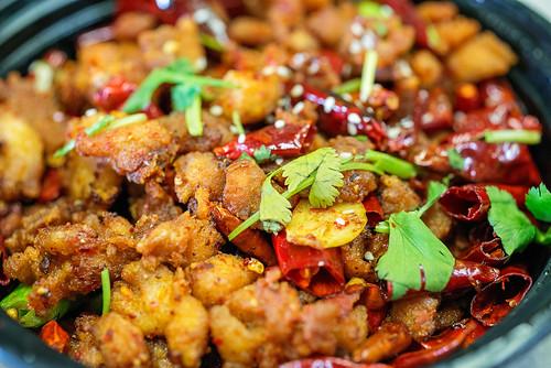 Sichuan Crispy Chicken - Mala Sichuan Bistro