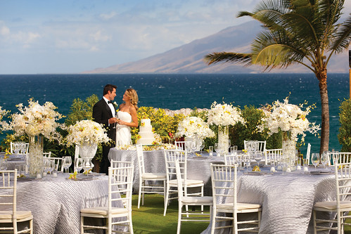 Four Seasons Maui Wedding, Photo Courtesy of Four Seasons