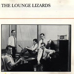 Loung Lizards Album cover