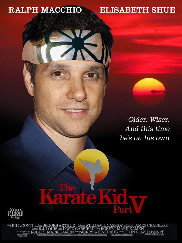Karatê Kid - Parte V