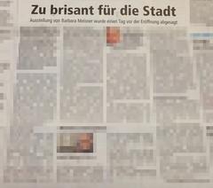 RN-Artikel: Zu brisant für die Stadt (16.02.2013)