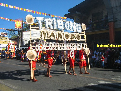 Kaamulan Manobo tribe