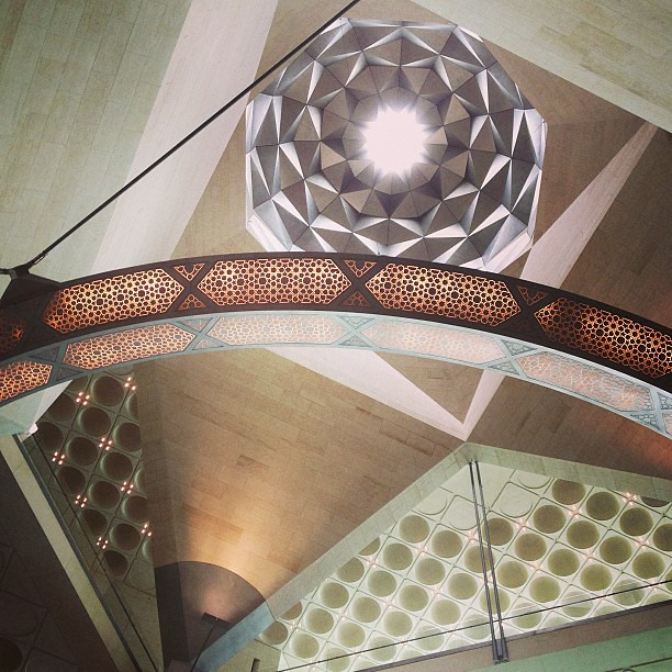 Interior of the museum *faint*