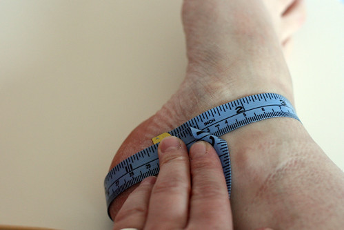 Measure Your Heel Depth