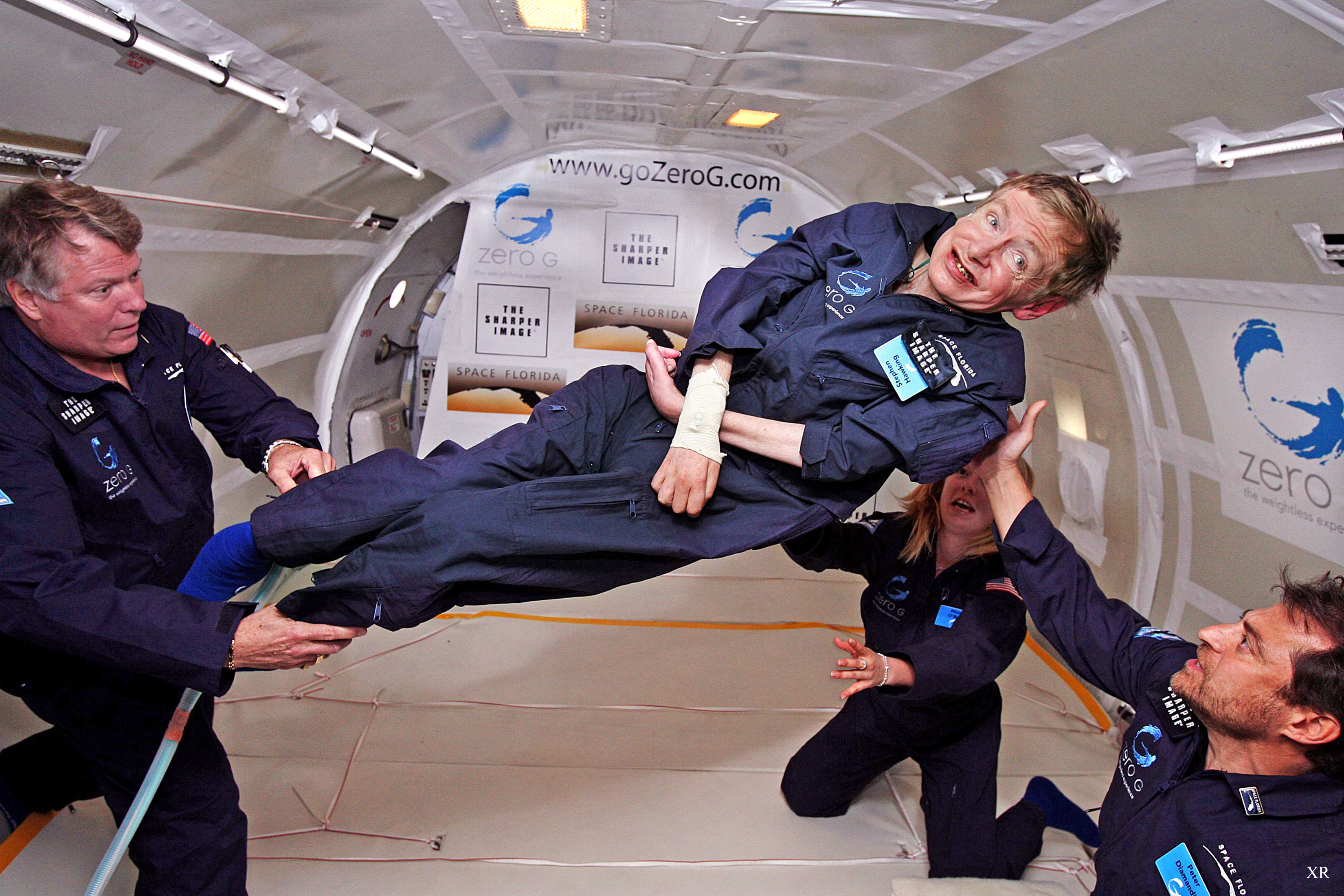 Image result for Stephen Hawking astronaut