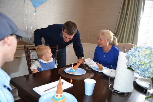 Bennett's 1st Birthday! - 26