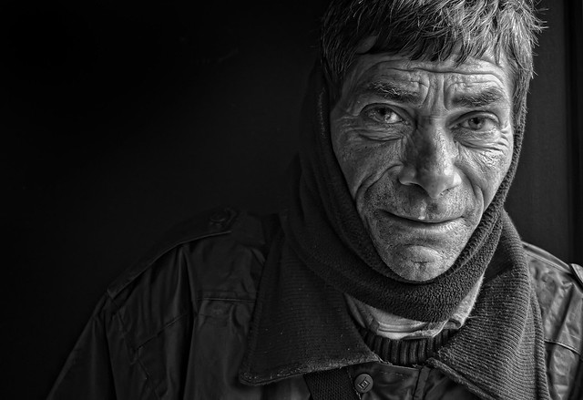 The Storm Brought Me Here - 5 Masterful Tips in Portrait Photography